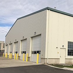 CCFPD Storage/Maintenance Buildings