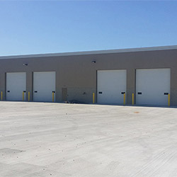 Tollway Authority M-14 Storage Building